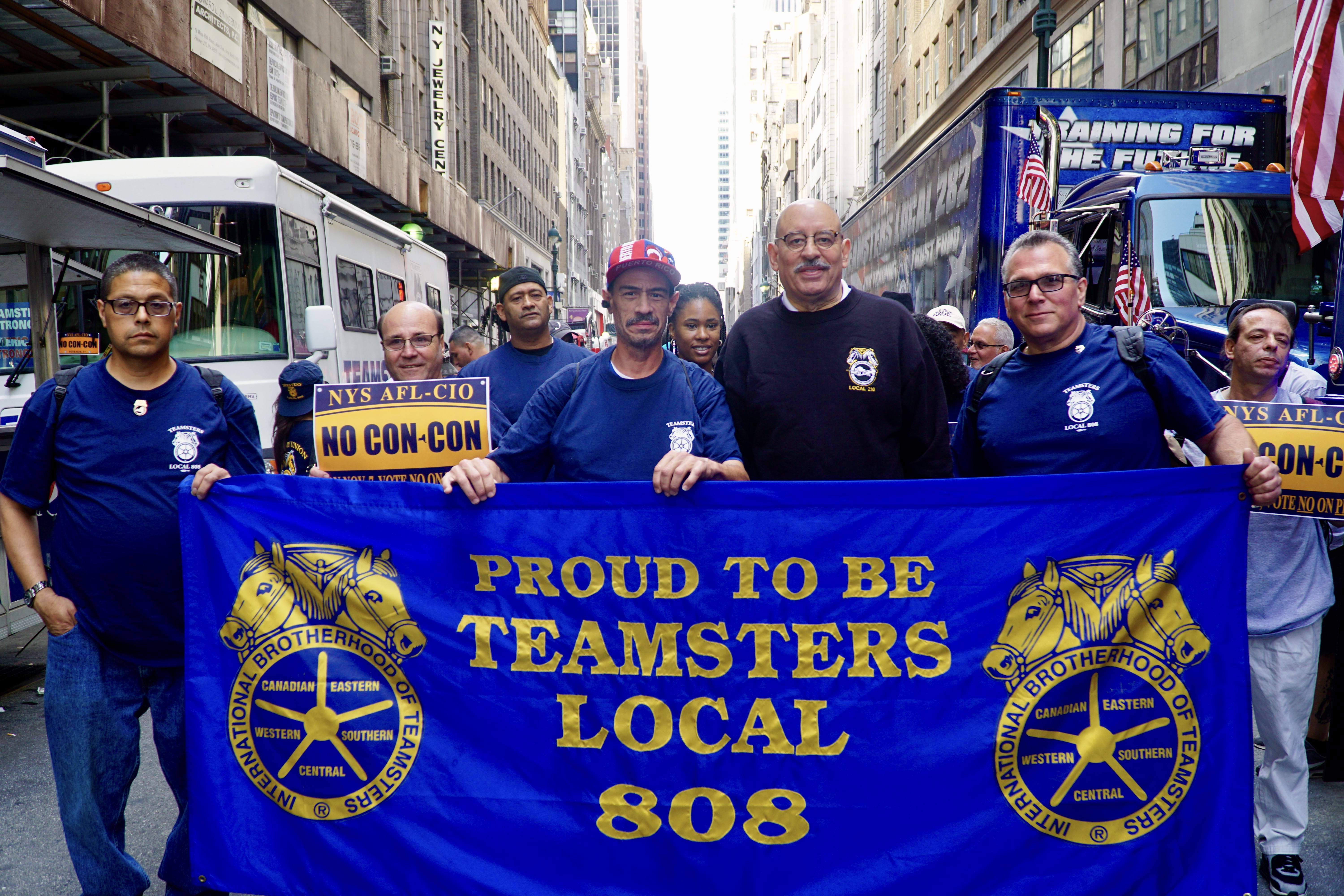 Teamsters Local 210